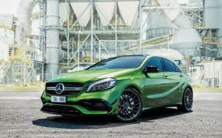Mercedes A Class A45 Amg 2016 Mercedes A Class A45 Amg 4matic Wallpaper Hd