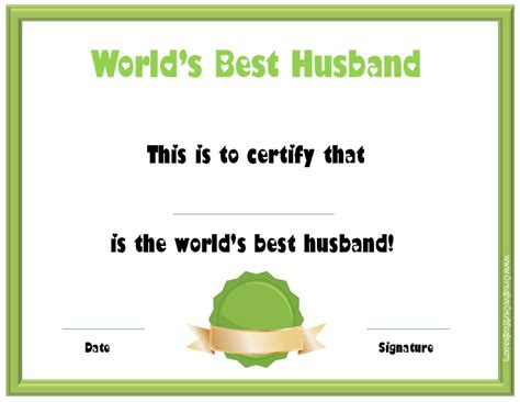 Award Certificate Templates valentine s day certificates