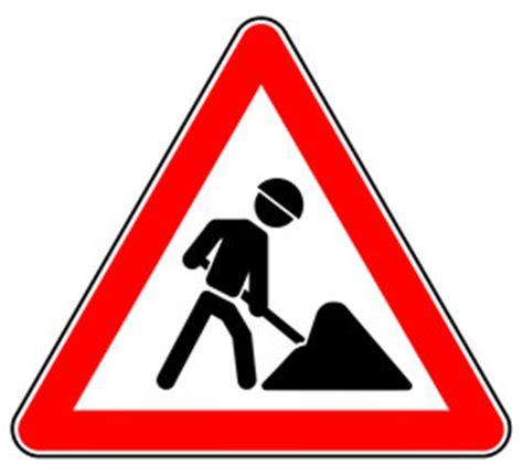 Baustellenschild Zeichen by Bilder Und Suchen Dreieckig