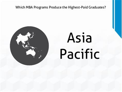 Unh Mba Salary by Which Mba Programs Produce The Highest Paid Graduates