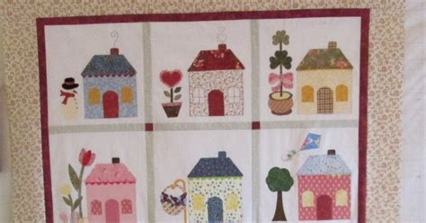 Shabby Fabrics Country Cottages by S Quilt World Shabby Fabrics Country Cottages