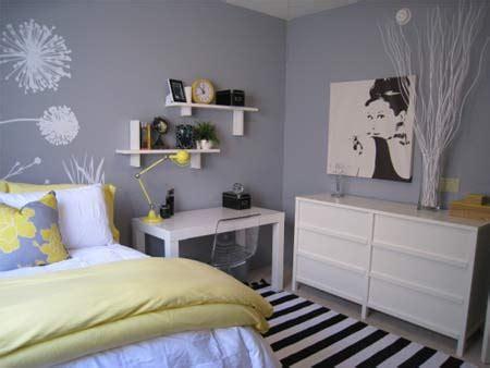 Bedroom Furniture With Grey Walls Home Dzine Bedrooms Real Bedroom Makeovers