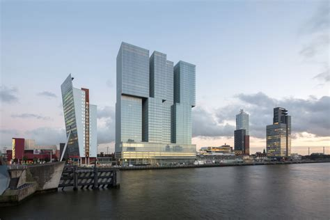 of rotterdam de rotterdam building rotterdam info visitors and