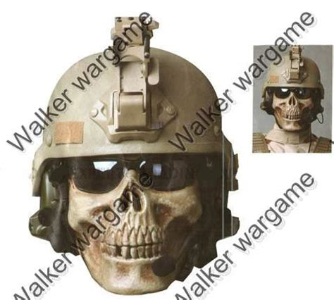 Diskon M03 Cacique Soldiers Skeleton Half Mask Black Gold Bagus mask in south africa value forest