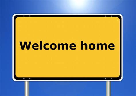 willkommen zuhause schild kostenlose foto zuhause schild linie stra 223 enschild