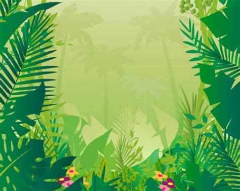 jungle themes for powerpoint fruit and vegetable jungle mushroom background about home