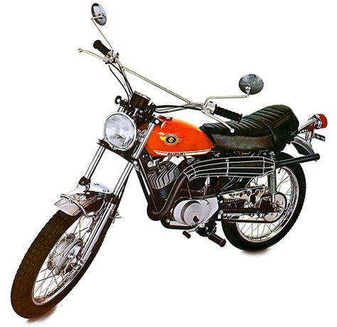 suzuki ts90 model history