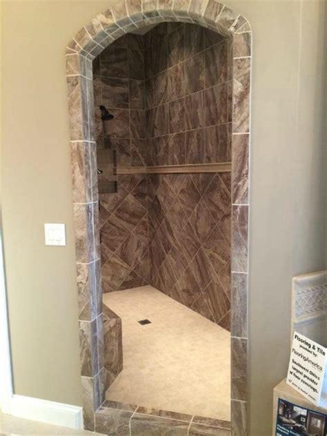 Oversized Walk In Showers Homearama House Tour 4 The Villa Maribella Model