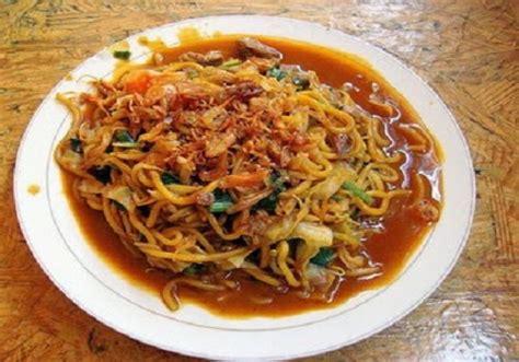 resep membuat bakmi jawa pedas manis witnifood