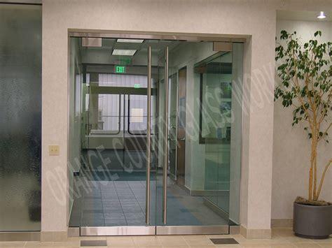 commercial interior door with window interior door 1 orange county glass works