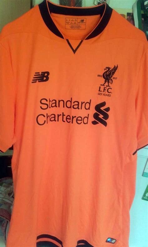 Liverpool 3rd 2017 2018 terceira camisa do liverpool 2017 2018 tem imagem vazada mantos do futebol camisas de futebol