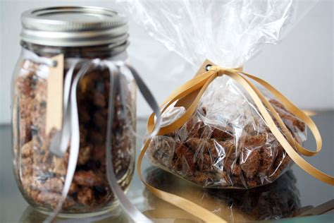 Handmade Food Gifts - the top 10 diy food gifts a giveaway caroline kaufman