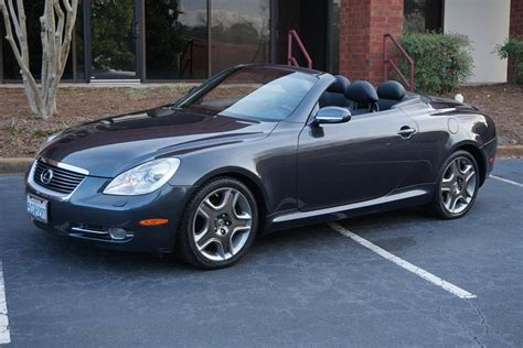 lexus convertible sc430 2006 lexus sc430 for sale 2093695 hemmings motor