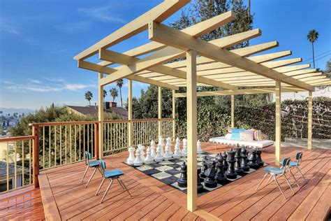 How To Build An Arbor Trellis by Decks And Patio With Pergolas Diy
