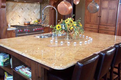 Kitchen Collection Llc by Madura Gold Granite Countertops 288326 Capitol Granite