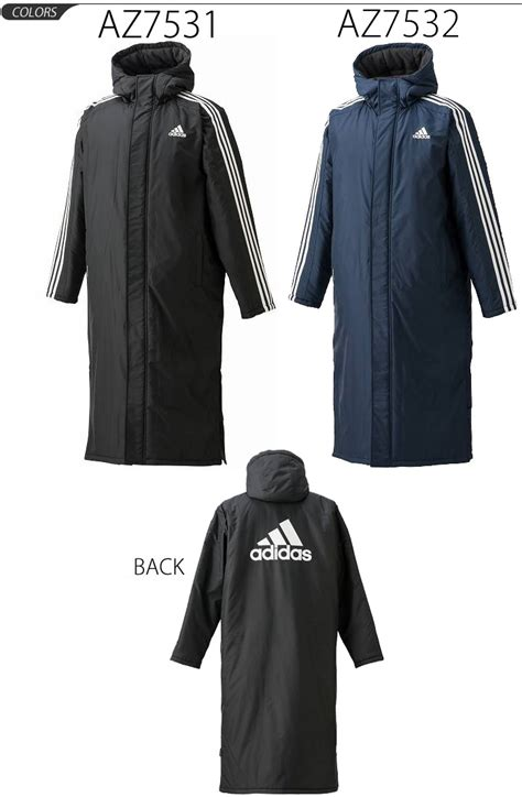 Fashion Setelan Adidas Sport apworld rakuten global market adidas adidas mens bench coat 3 stripes coat jacket a
