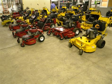 auctions commercial landscaping equipment summit co