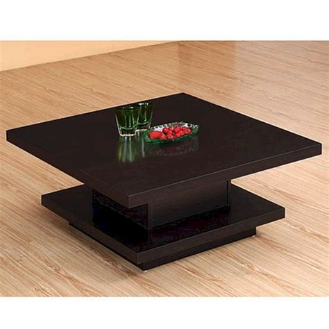 square coffee table decorating ideas freshouz