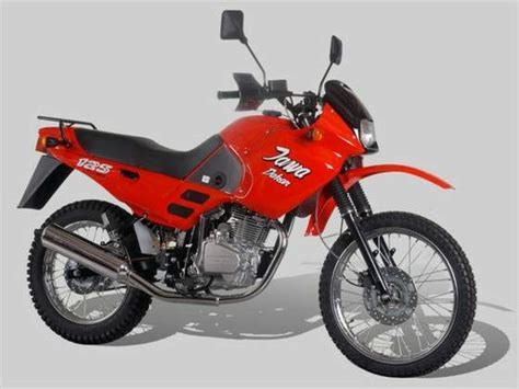Motorrad Jawa 125 by Jawa 125 Dakar