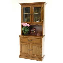 classic small china cabinet at hayneedle