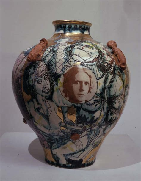 Grayson Perry Vase by Grayson Perry Two Children Born On The Same Day