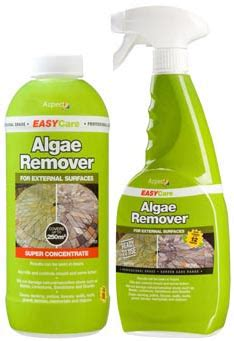easy algae remover  professional strength algae mould