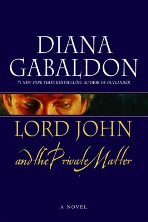 dianagabaldon lord and the matter