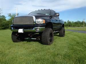 sell used 2004 ram 2500 cummins 8 inch lift 38 s in albany
