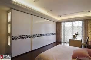 sliding bedroom door bedroom sliding closet door decoration effect chart appreciation bedroom