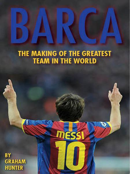 barca the making of book barcelona football blog