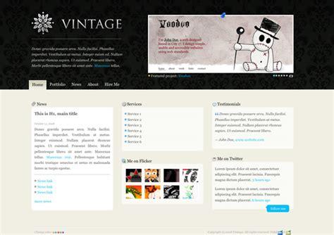 themeforest website design 14 quick and slick portfolio templates via themeforest