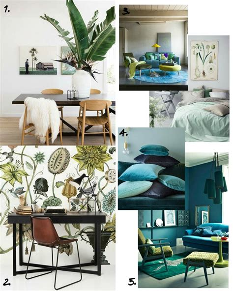 botanical home decor home decor trends 2016 home design ideas