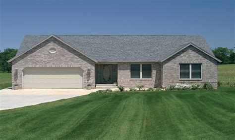 one story ranch house ranch home exterior new one story ranch homes hollybridge