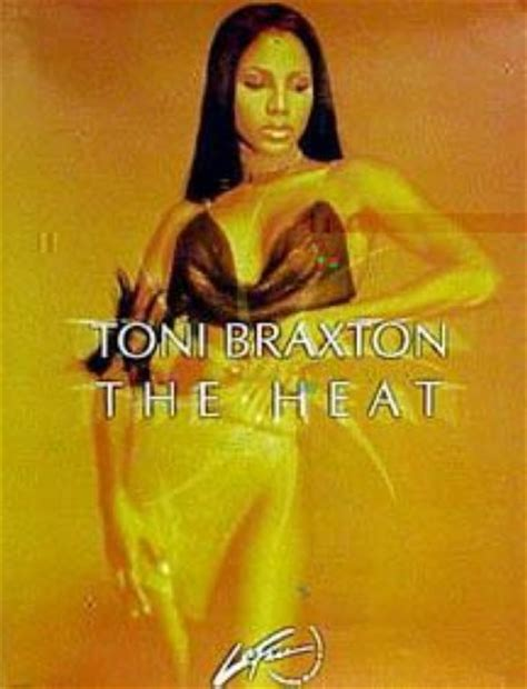 Cd Toni Braxton The Heat toni braxton the heat records vinyl and cds to