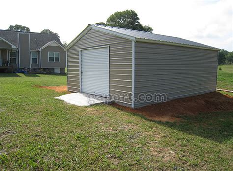 Portable Metal Garage Carport by Portable Metal Garages That Fit Your Budget Smashing The