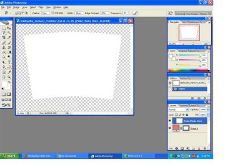 starbucks tumbler design template format for tumbler