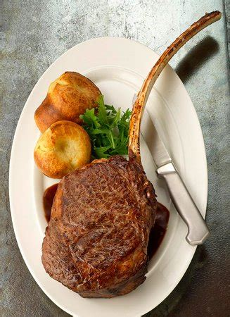 bennys chop house tomahawk picture of benny s chop house chicago