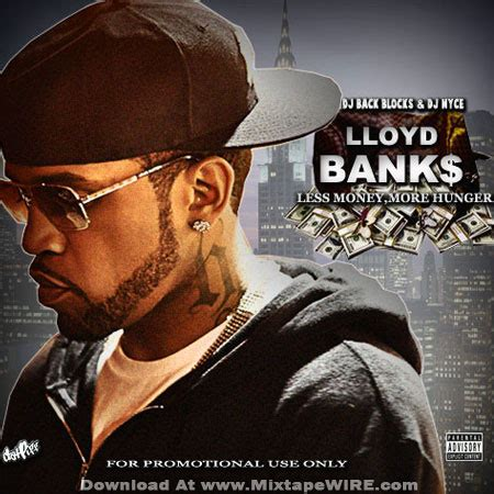 lloyd banks mp3 lloyd banks less money more hunger mixtape by dj nyce
