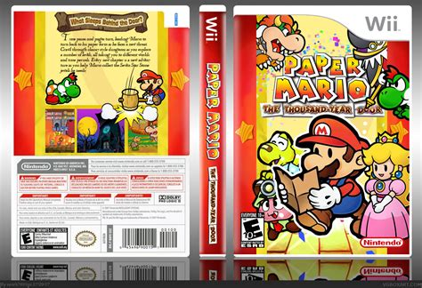Paper Mario And The Thousand Year Door by Mario The Thousand Year Door Partners Images Frompo 1