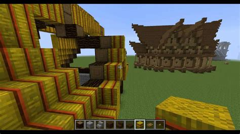 Scheune In Minecraft by Minecraft Scheune Tutorial