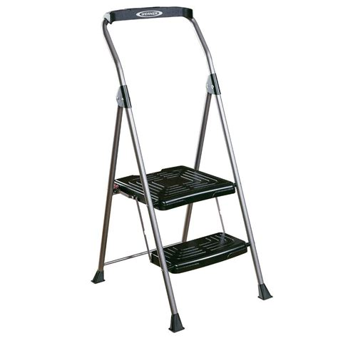 5 Ft Step Stool by Werner 8 Ft Reach 2 Step Steel Podium Step Stool Sp322 6