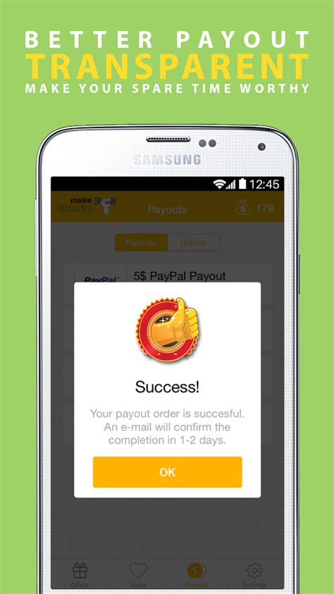 Survey For Money App - make money free cash app android apps on google play