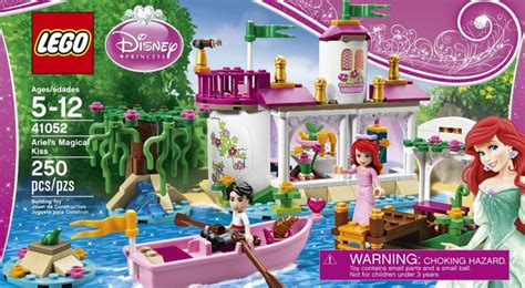 Lego Disney Prince Princess Set 8 disney princess ariel lego collections disney lego sets