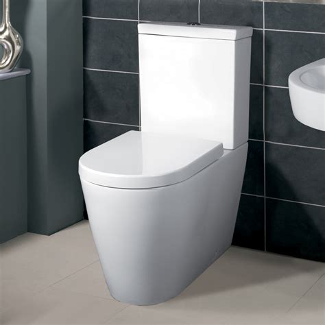 Plumb Back To Wall Toilet by Technique Radia Back To Wall Toilet And Cistern Ams Plumbing