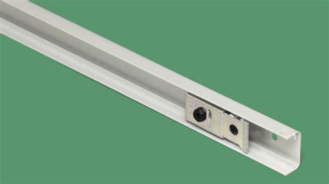 Closet Door Track Replacement 23 509 Bifold Track With Pivot Bracket 3 Open Swisco