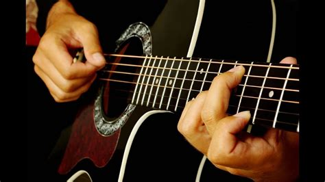 romantic acoustic guitar solo relaxing classical