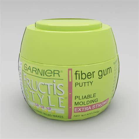 garnier fructis model 3d model garnier fructis style cream