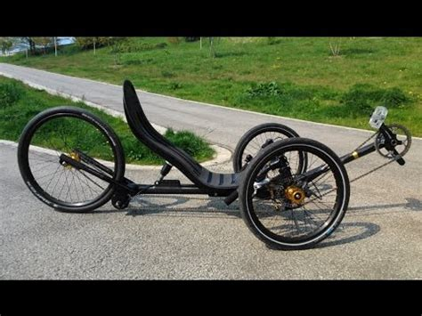 home built recumbent trike detailed plans and construction