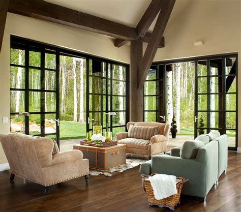indoor outdoor rooms indoor outdoor living contemporary living room