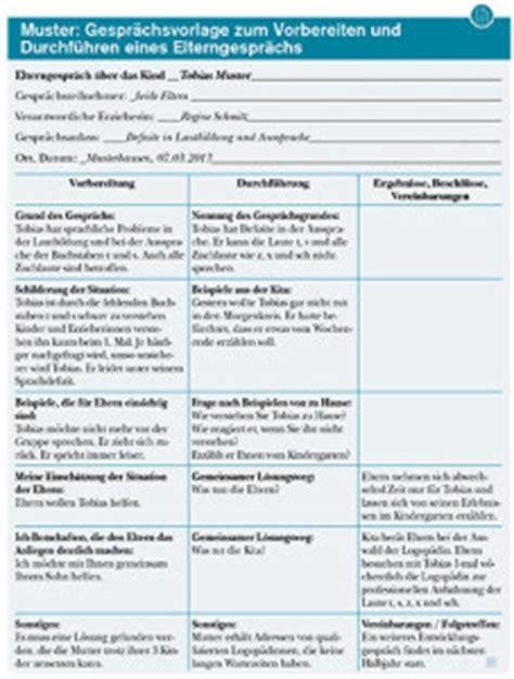 Reflexion Praktikum Kindergarten Vorlage Das Perfekte Elterngespr 228 Ch Pro Kita